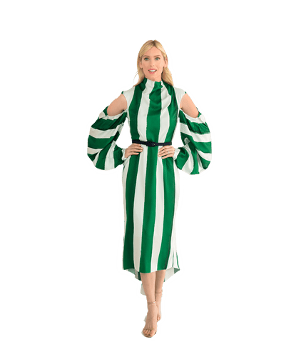 Veruschka Dress - Lady Jetset