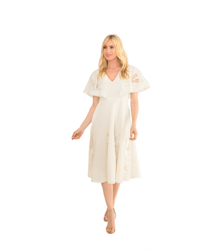 Luciana Dress - Lady Jetset