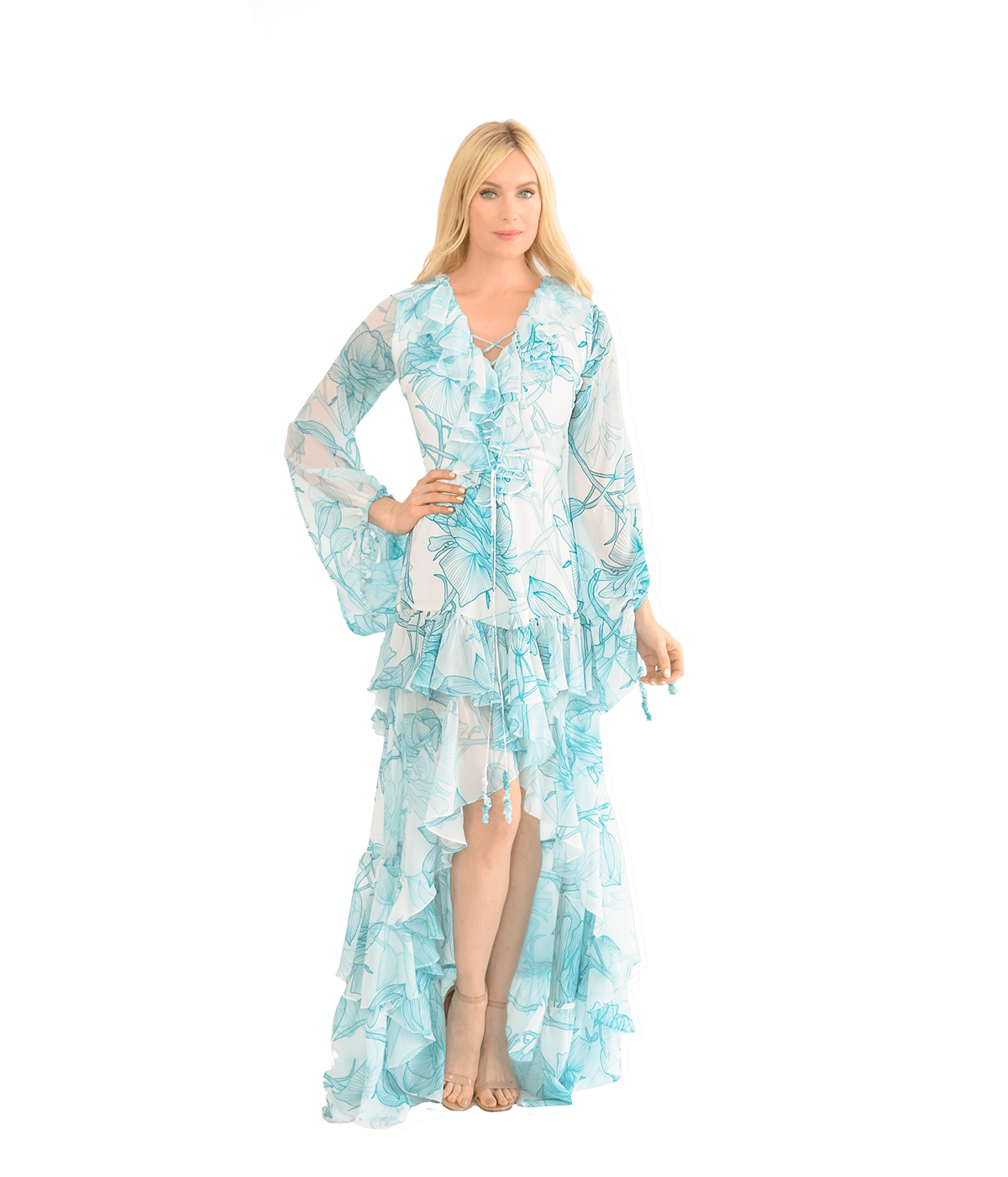 Begonia Dress - Lady Jetset