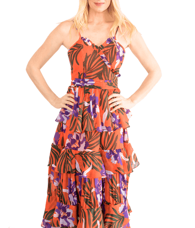 Aster Dress - Lady Jetset