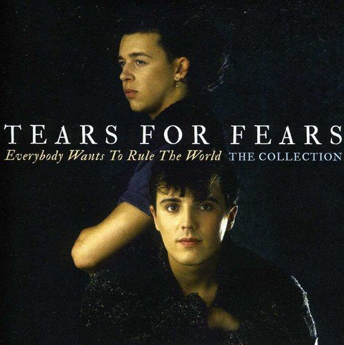 TEARS FOR FEARS - EVERYBODY WANTS TO RULE THE WORLD COLLECTION CD