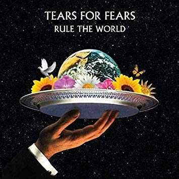 TEARS FOR FEARS - RULE THE WORLD - THE GREATEST HITS LP SET