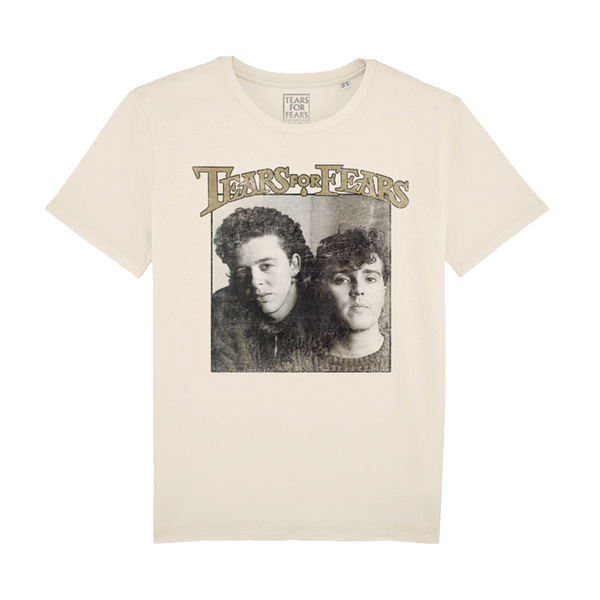 VINTAGE BAND PHOTO V. WHITE T-SHIRT
