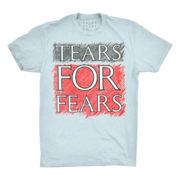 MOTHER'S TALK ICE BLUE T-SHIRT