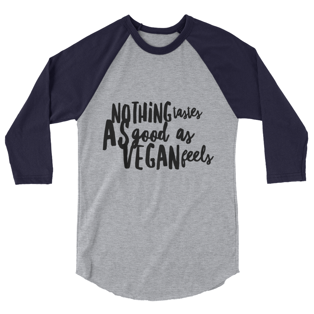 Unisex Jersey Nothing tastes As good as VEGAN feels - herman.world