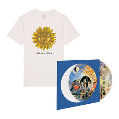 The Seeds Of Love - Picture Disc LP (Exclusive) + White T-Shirt