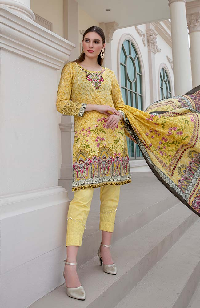 MSN20L2 10B Monsoon Lawn Vol 2'20