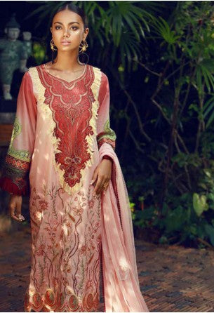 Tena Durrani Eid Festive Collection 2018 by ALZOHAIB