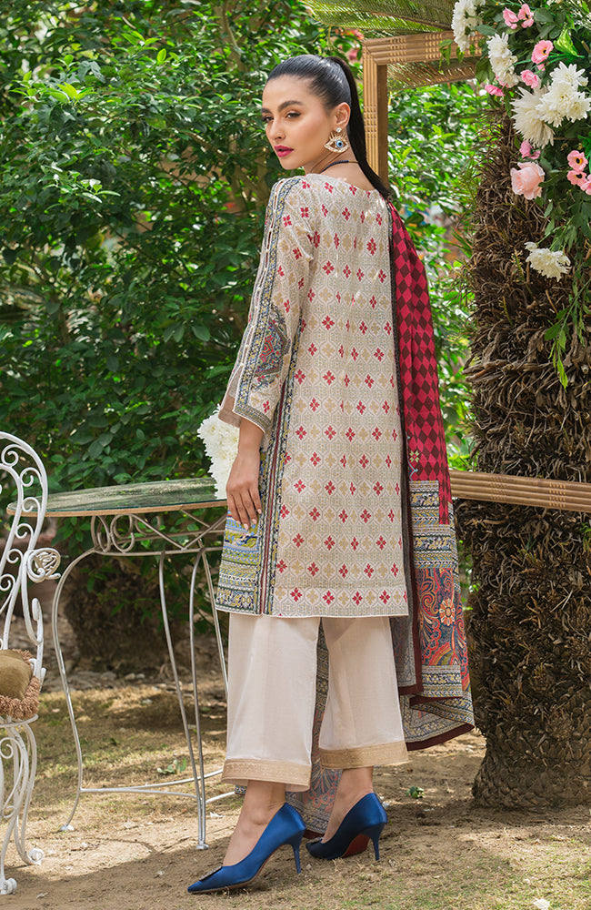 SA19L EMB-01A Summer Affair Embroidered