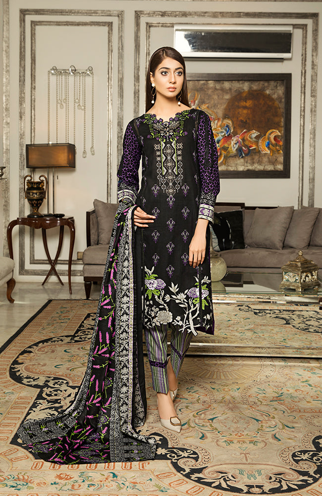 AN19L2 01B Anum Lawn Vol 2 2019