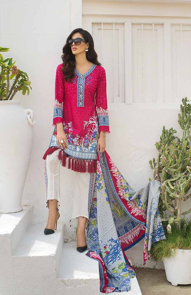 CL-03A Colors Printed Lawn'19