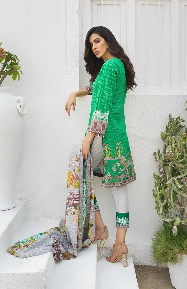 CL-03B Colors Printed Lawn'19
