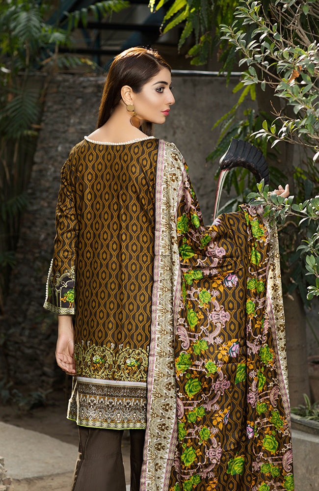 AN19L2 07B Anum Lawn Vol 2 2019
