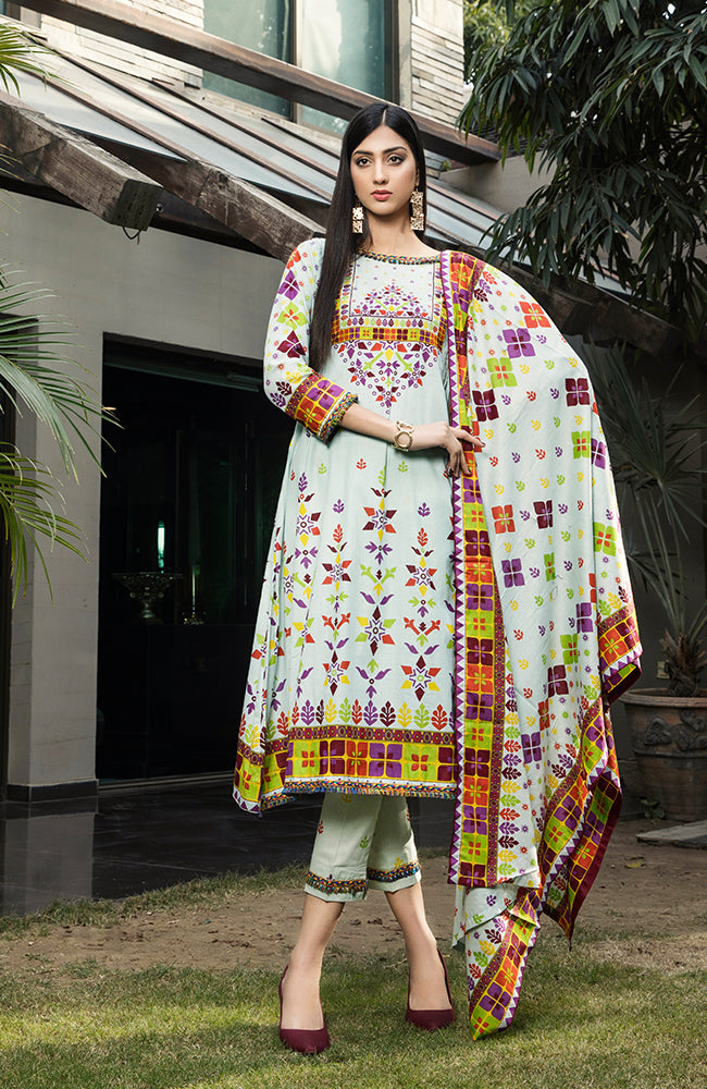 AN19L2 06C Anum Lawn Vol 2 2019