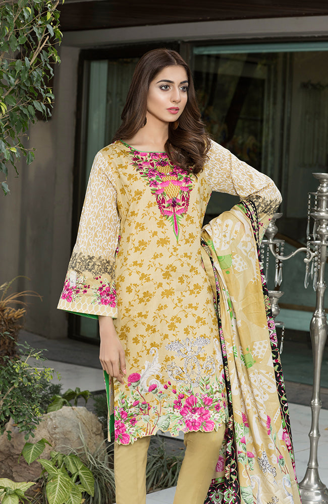 AN19L2 04C Anum Lawn Vol 2 2019