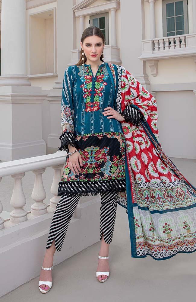 MSN20L2 01A Monsoon Lawn Vol 2'20