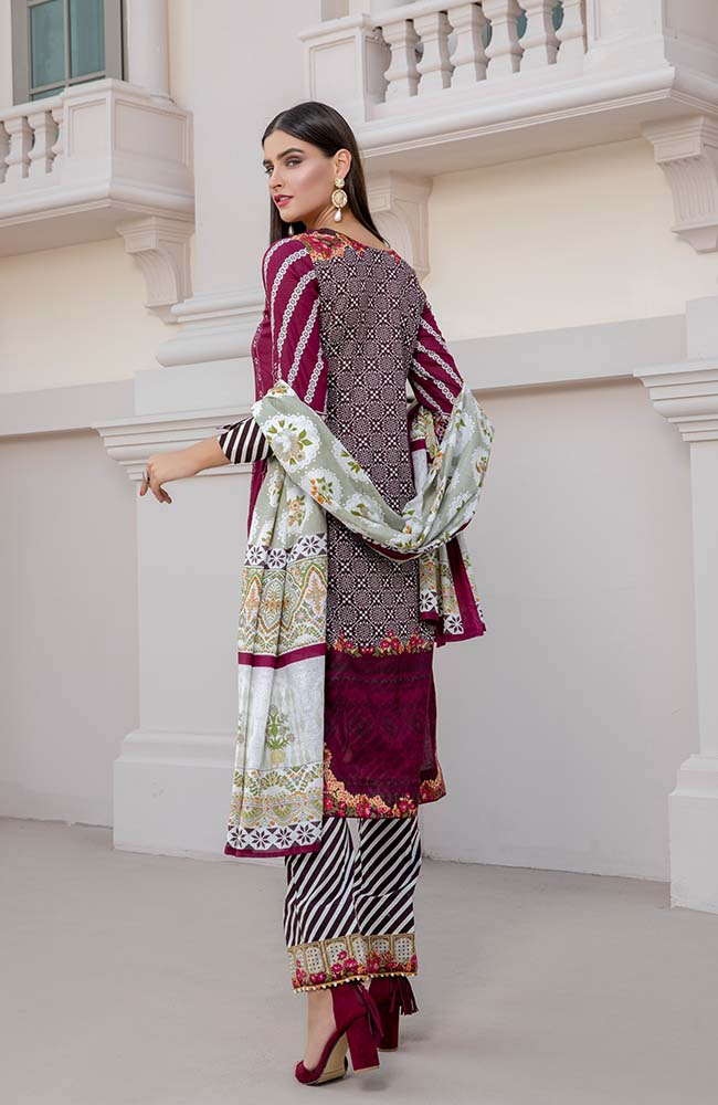 MSN20L2 01B Monsoon Lawn Vol 2'20