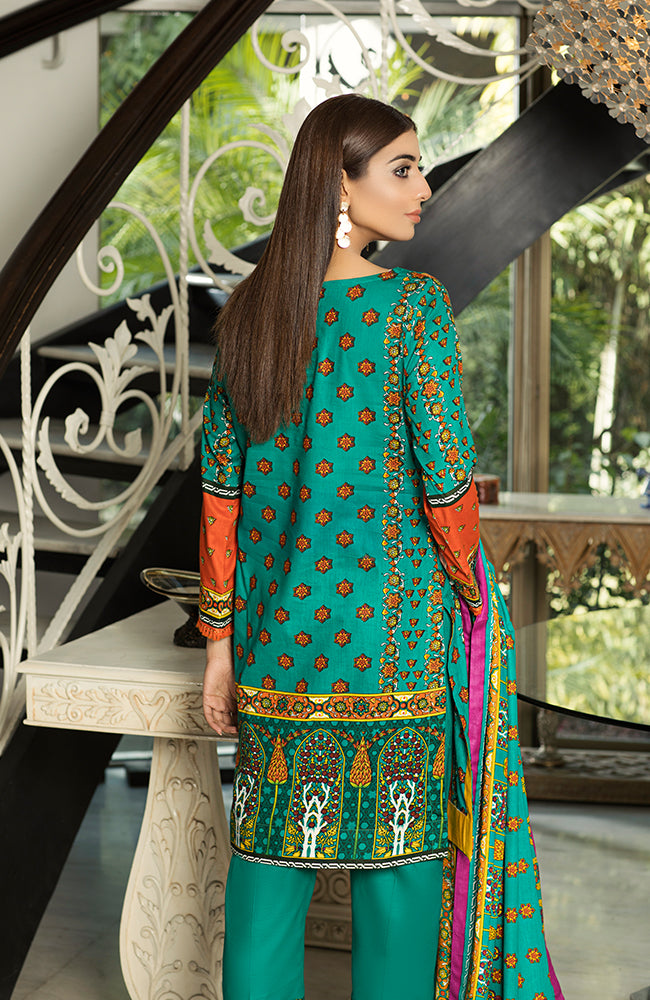 AN19L2 02A Anum Lawn Vol 2 2019
