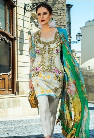 Tabassum Mughal Festive Collection 2018 by ALZOHAIB