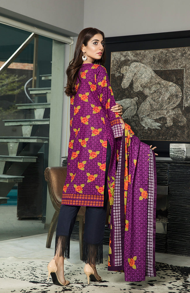 AN19L2 08A Anum Lawn Vol 2 2019