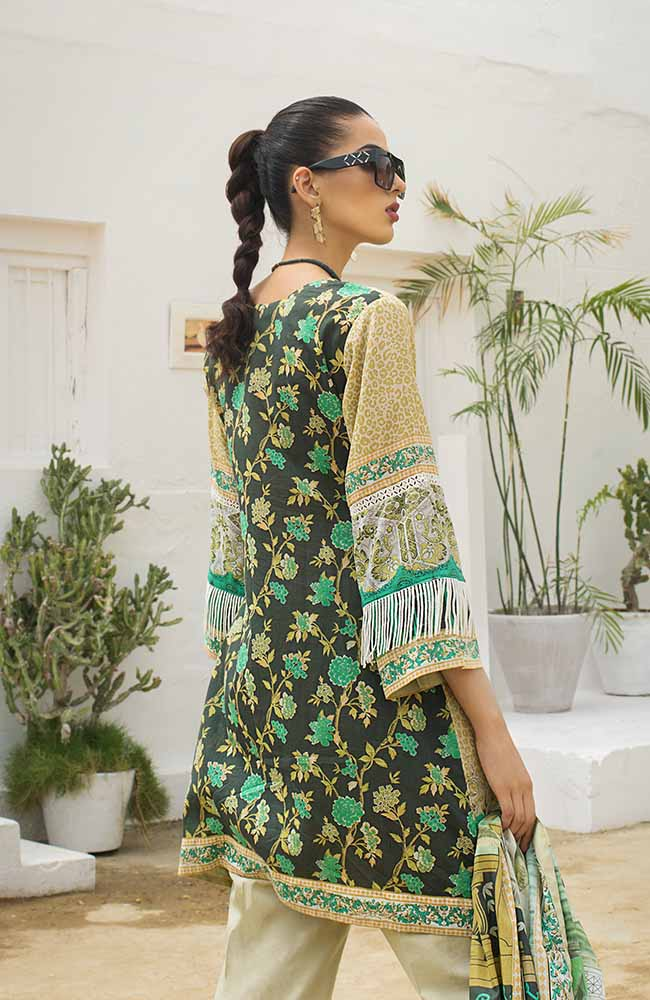 CL-08B Colors Printed Lawn'19