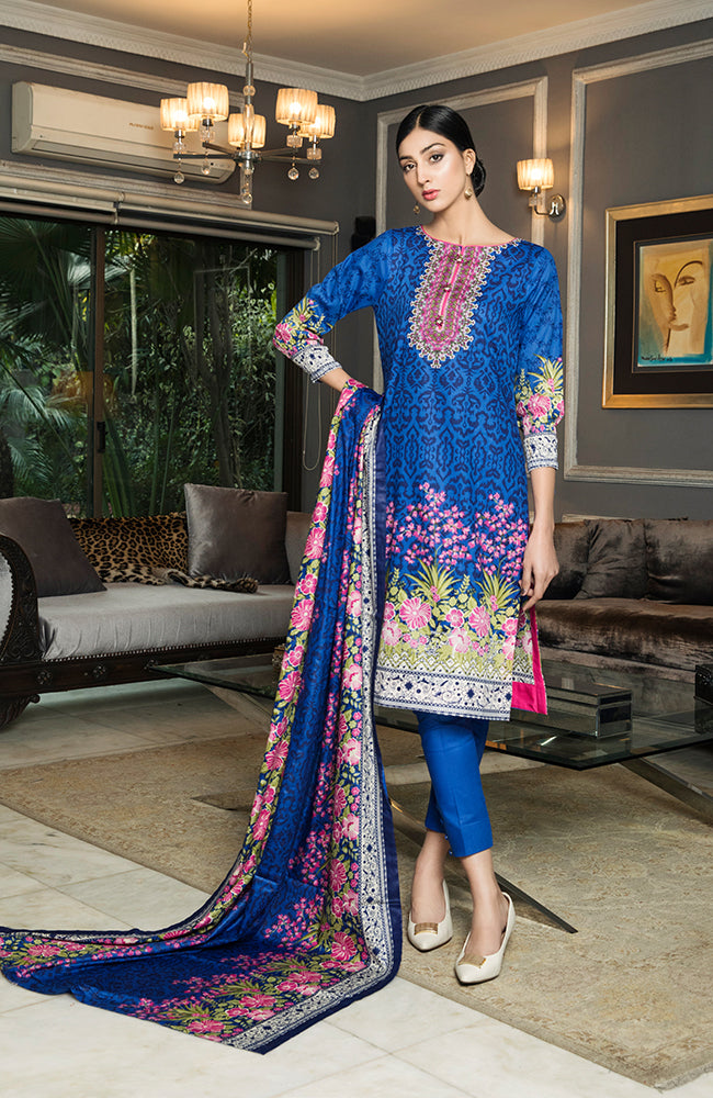 AN19L2 05A Anum Lawn Vol 2 2019