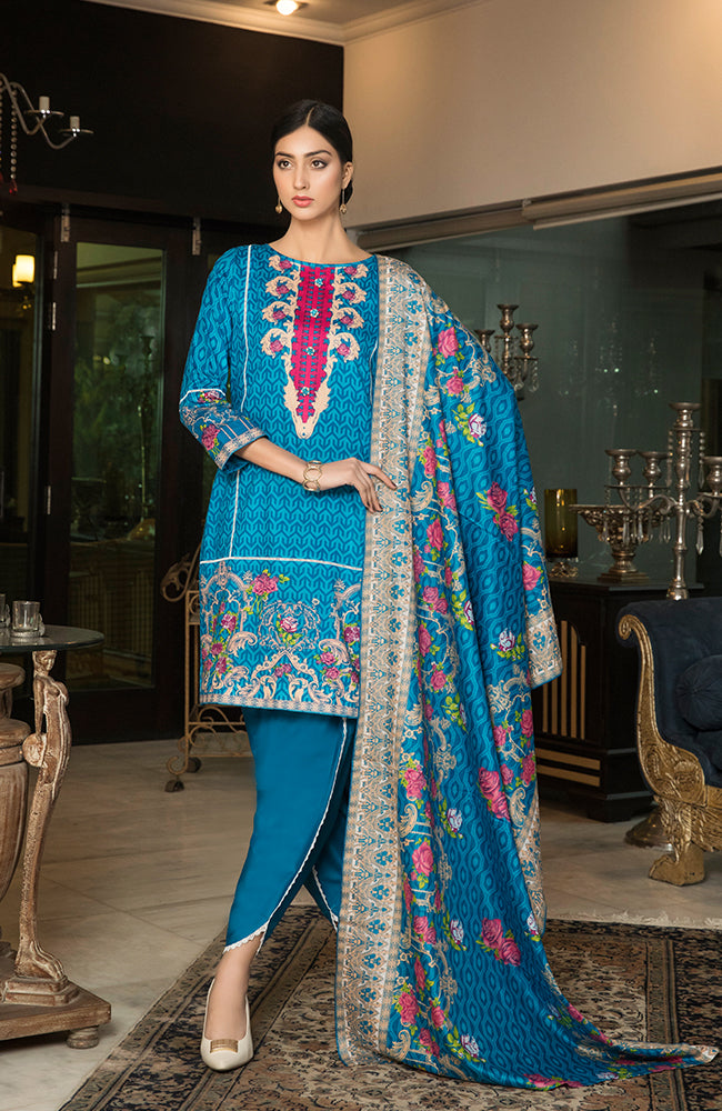 AN19L2 07A Anum Lawn Vol 2 2019