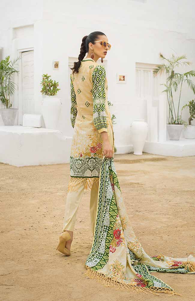 CL-07B Colors Printed Lawn'19