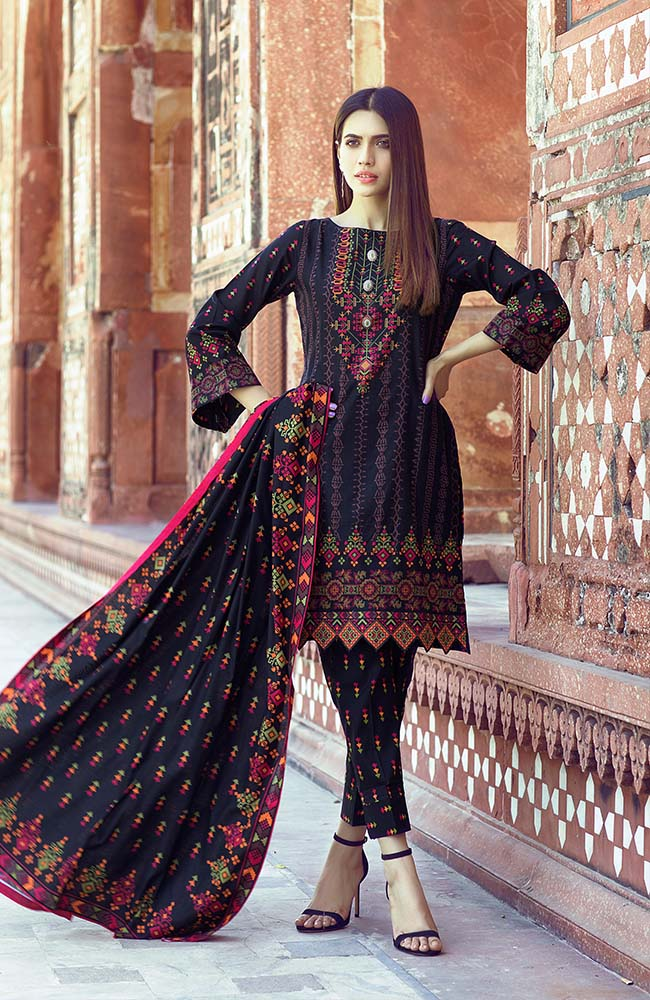 AN19L3 02A Anum Lawn Vol 3 2019