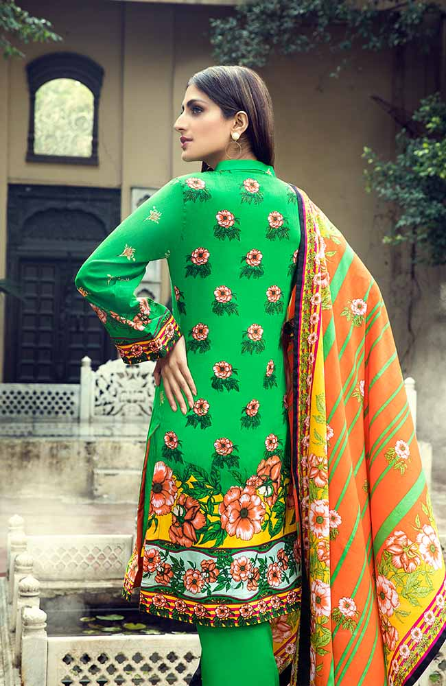 AN19L 2A Anum Lawn Collection 2019