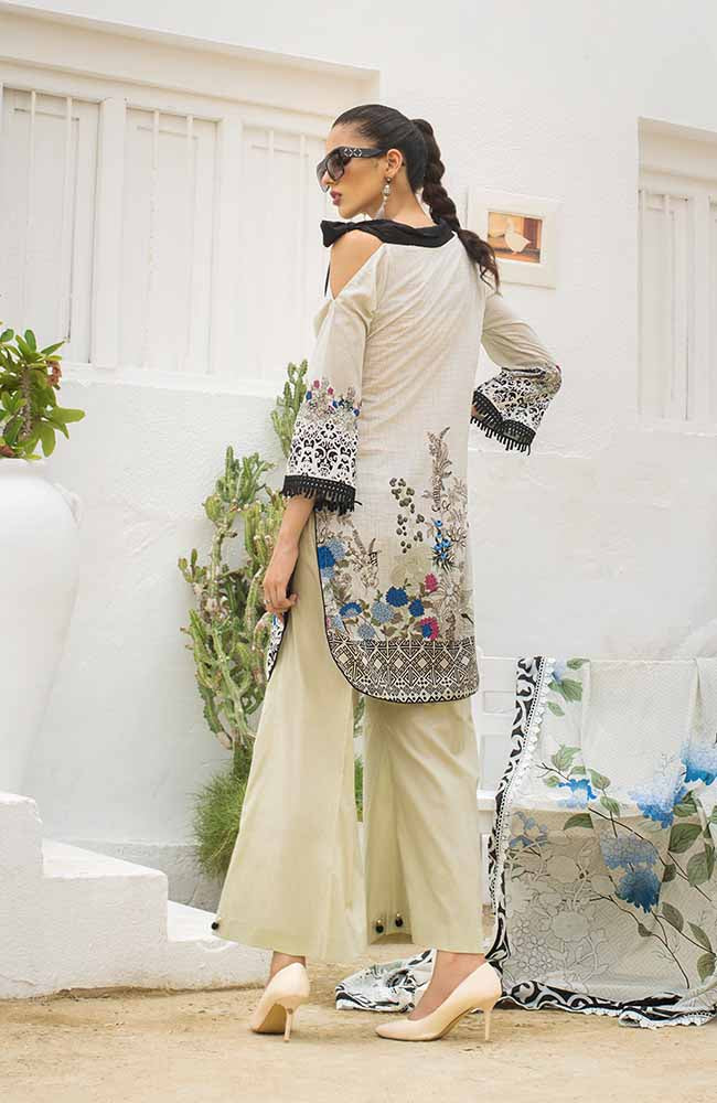CL-04A Colors Printed Lawn'19