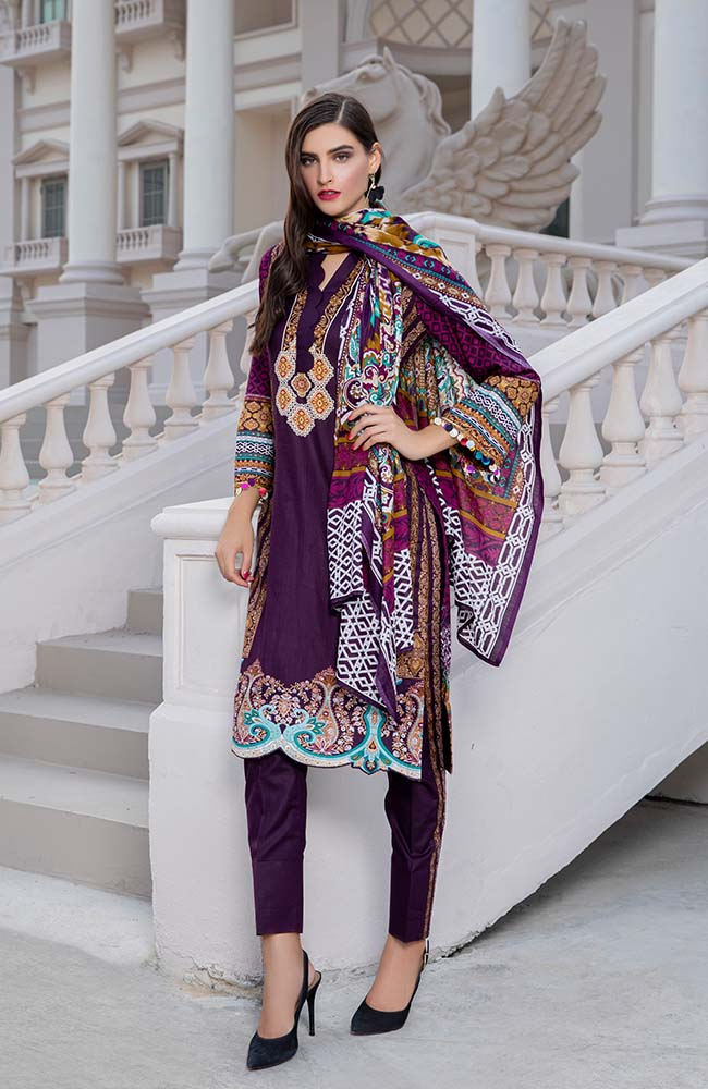 MSN20L2 03A Monsoon Lawn Vol 2'20
