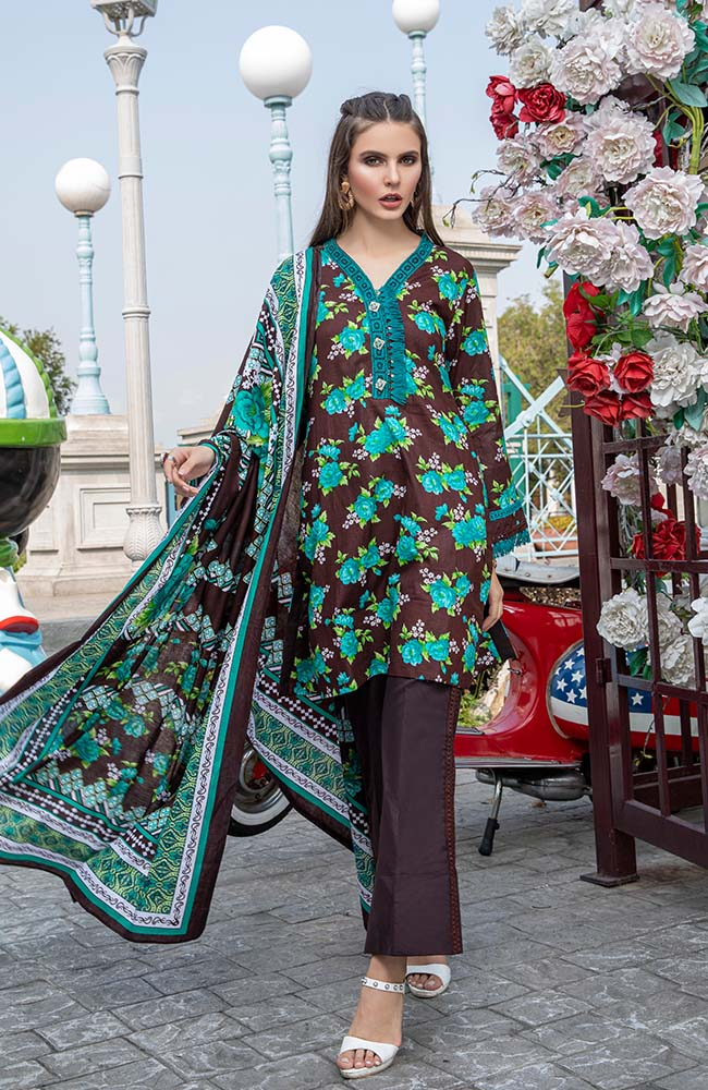 AN20L3 03B Anum Lawn Vol 3'20