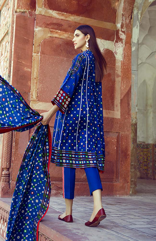 AN19L3 03B Anum Lawn Vol 3 2019