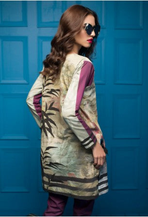 Tabassum Mughal Kurti Collection by ALZOHAIB - TM Basics Aloha