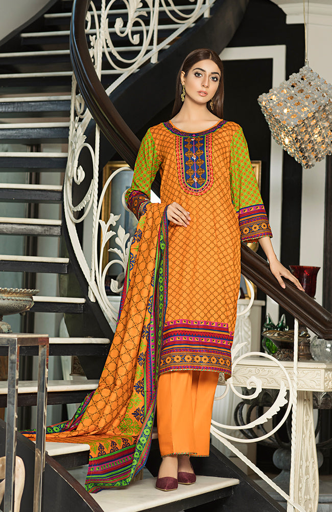 AN19L2 09C Anum Lawn Vol 2 2019