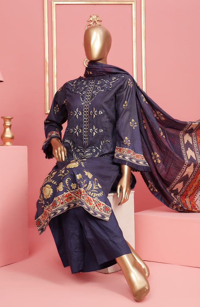 Al Zohaib RNE20L2-04 Rung Embroidered Volume 2 2020