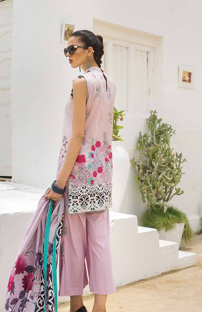CL-04B Colors Printed Lawn'19