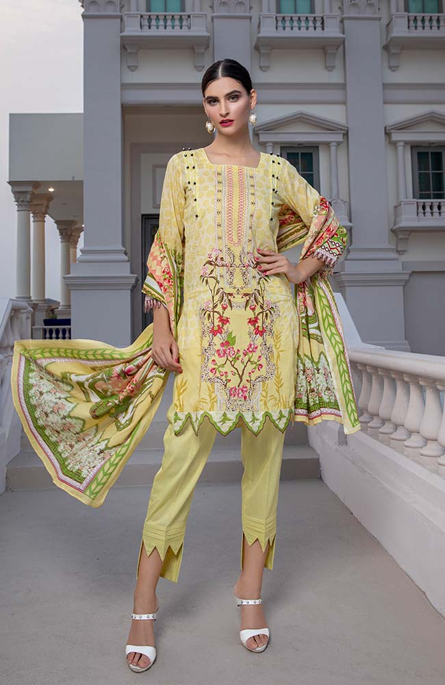 MSN20L2 04A Monsoon Lawn Vol 2'20