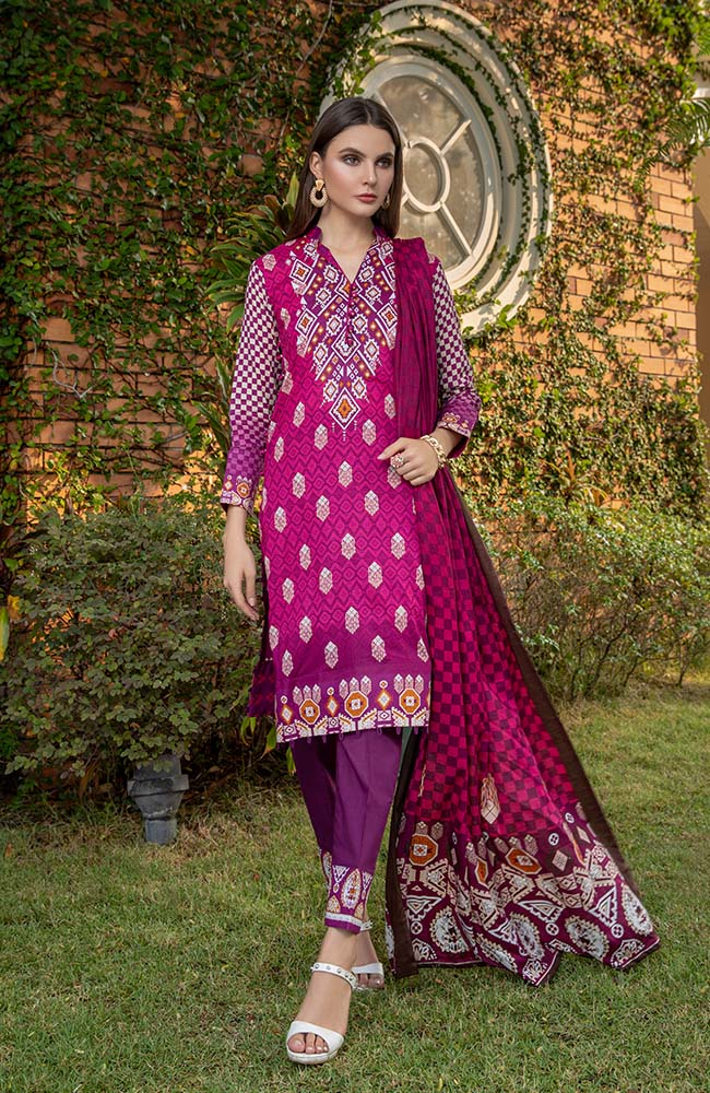 AN20L3 04B Anum Lawn Vol 3'20