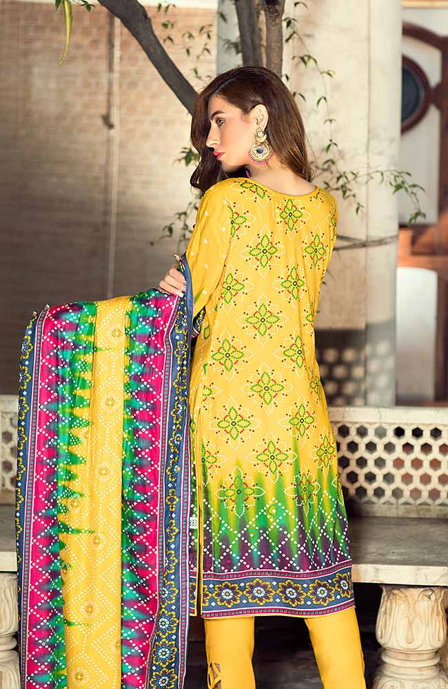AN19L 4A Anum Lawn Collection 2019
