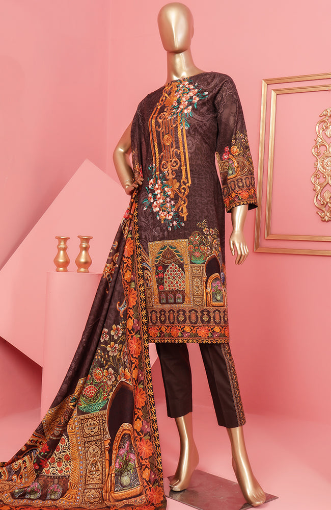 Al Zohaib RNE20L2-05 Rung Embroidered Volume 2 2020