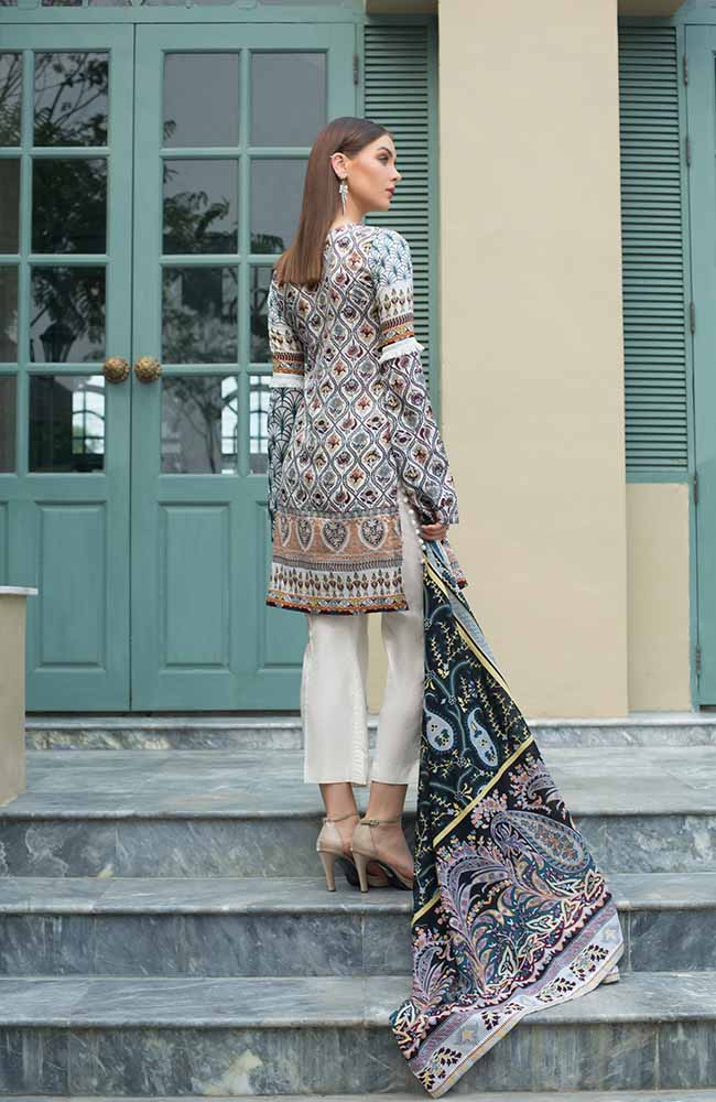 CL-11B Colors Printed Lawn'19