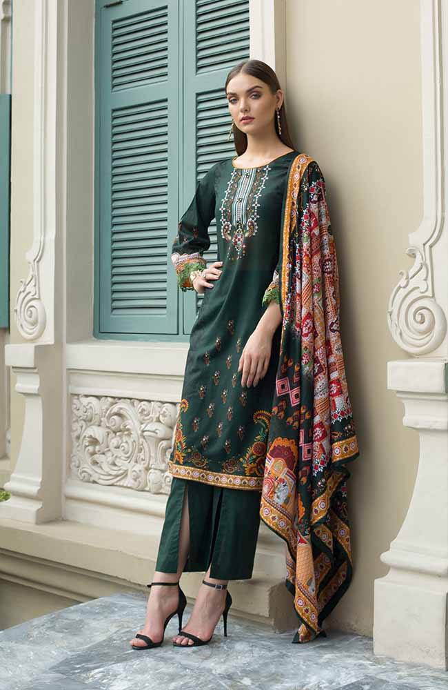 CL-12B Colors Printed Lawn'19