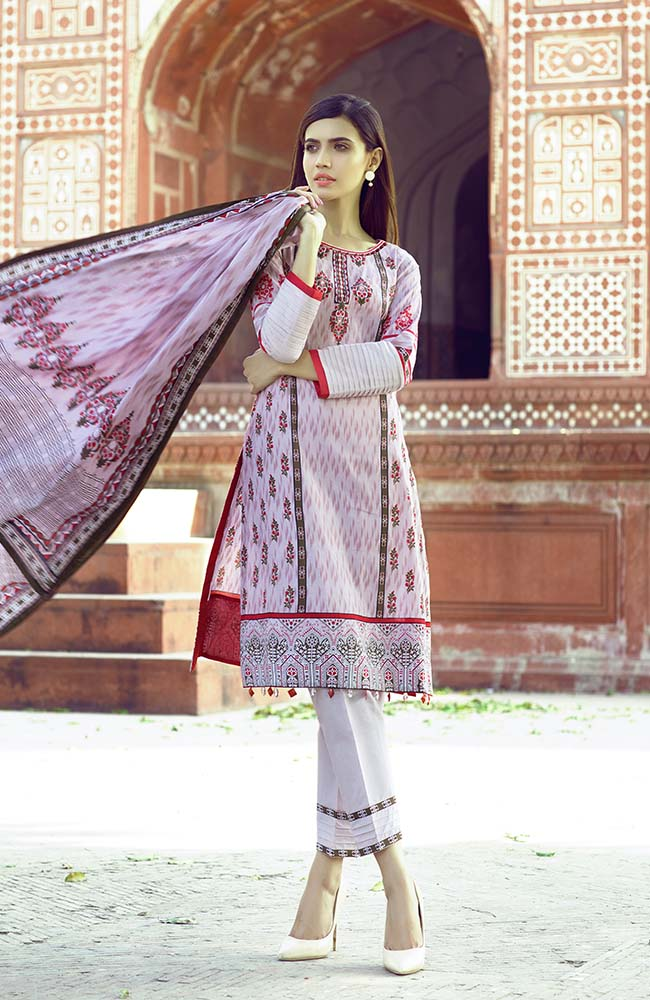 AN19L3 05A Anum Lawn Vol 3 2019