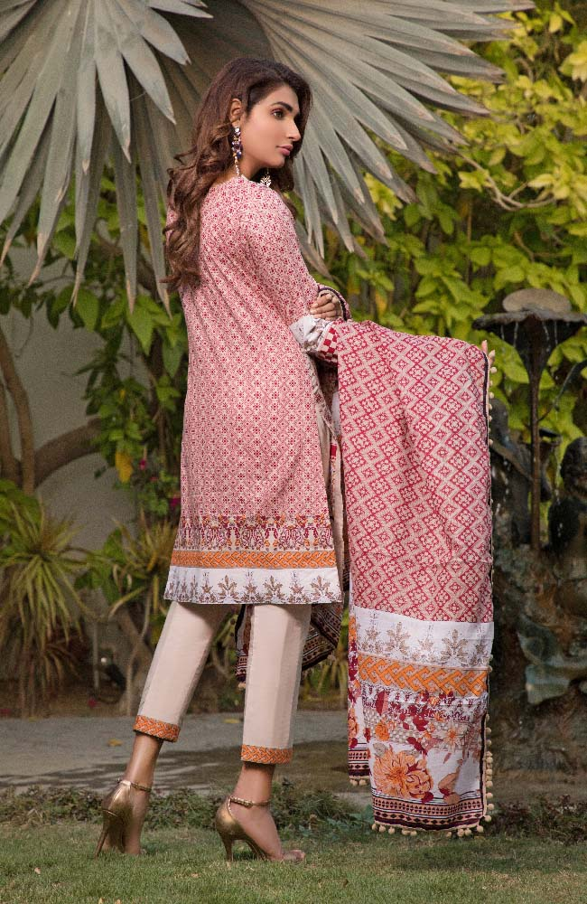CL2-05B Colors Printed Lawn'19 Vol 2