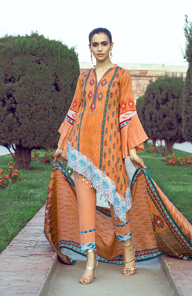 AN19L3 05C Anum Lawn Vol 3 2019