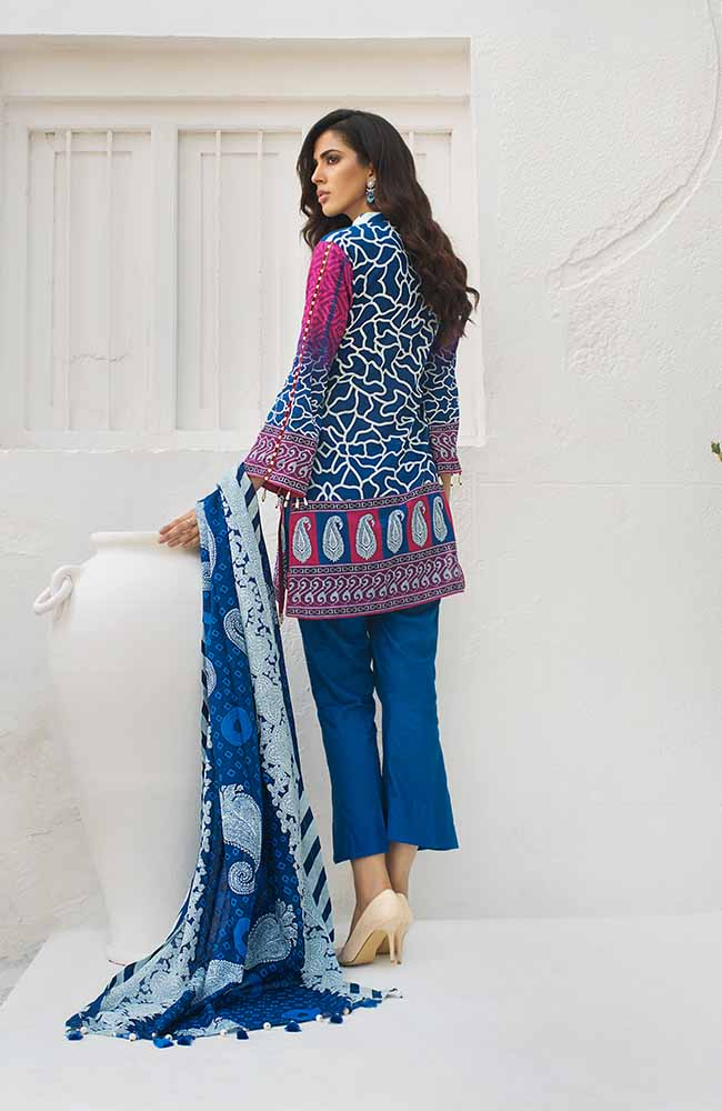 CL-05B Colors Printed Lawn'19