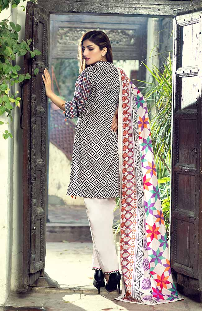 AN19L 5A Anum Lawn Collection 2019