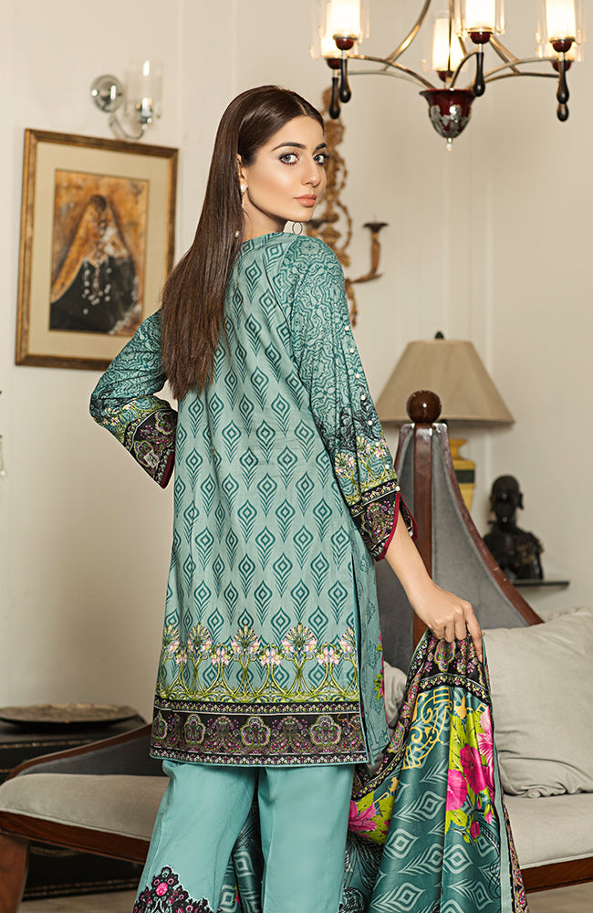 AN19L2 03A Anum Lawn Vol 2 2019
